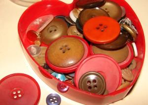 I heart buttons