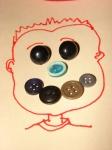 black button eyes