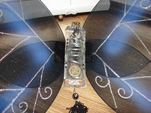 My Necravenomicon Wings