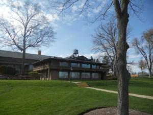 Lake Lawn Resort grounds
