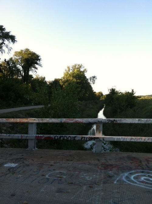Infamous Traffic Stop Bridge